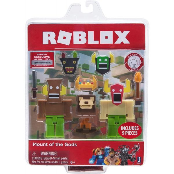 Roblox Mount of the Gods Action Figure