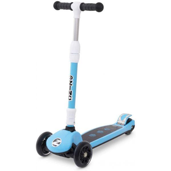 Zinc T-Motion Folding Scooter Blue