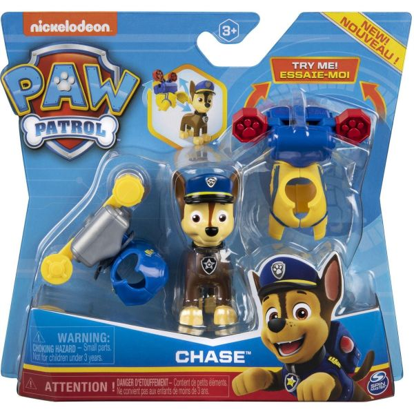 Paw Patrol Pup Pack & Badge Chase