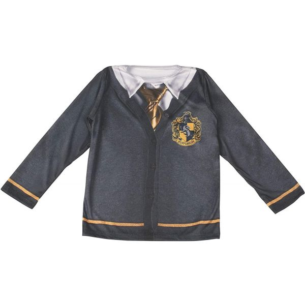 Rubies Harry Potter Hufflepuff Costume Top Large