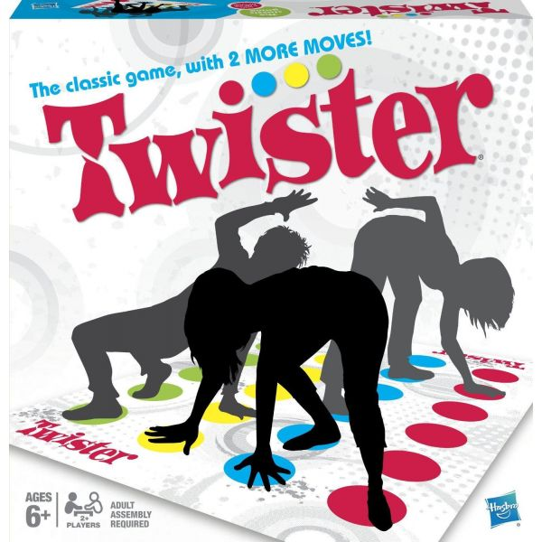 The Classic Twister Game