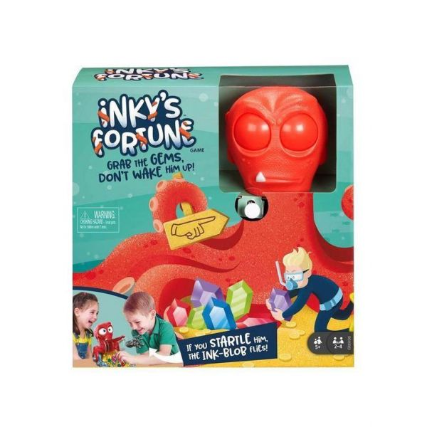 Inky's Fortune Game