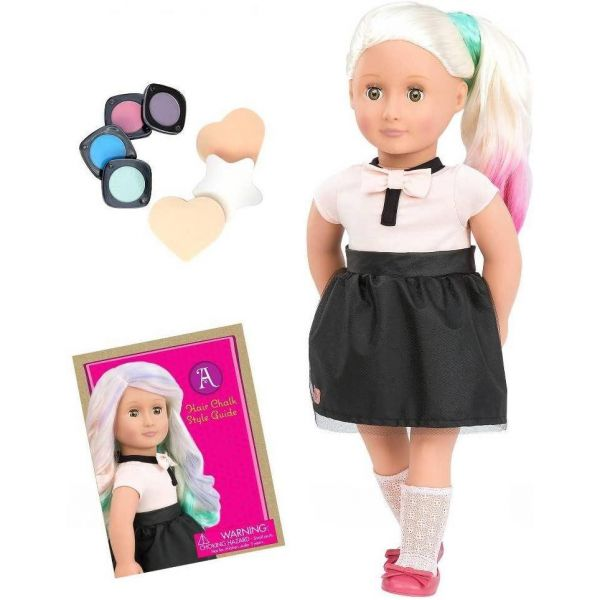 Our Generation Amya Hair Colour Change Doll
