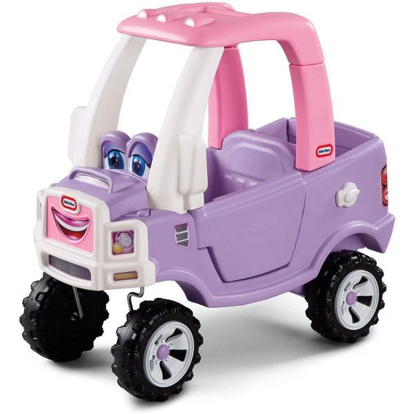 Little Tikes Princess Purple and Pink Cozy Truck
