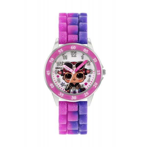 L.O.L. Surprise! Silicone Strap Watch