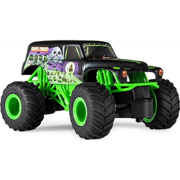 Monster Jam 1:24 Scale RC Grave Digger