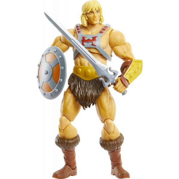 """Masters of the Universe Revelation 7"""" He-Man Figure"""