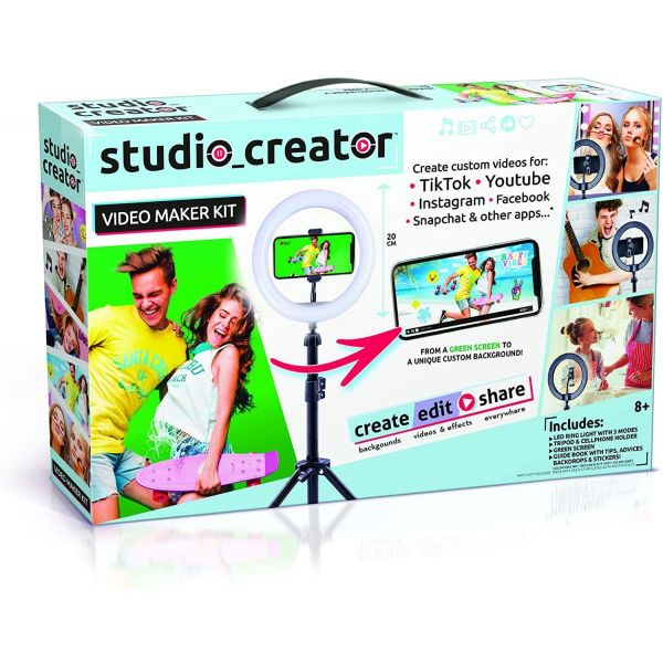 Studio Creator Video Maker Kit