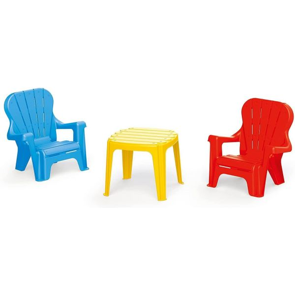 Dolu Table and Chairs Set