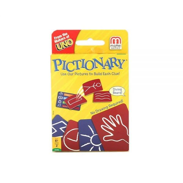Pictionary Family Card Game