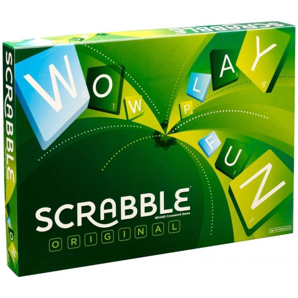 Original Scrabble Board Game