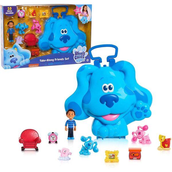 Blue's Clues & You! Take Along Friends Set