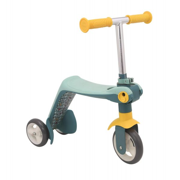 Smoby Reversible 2-in-1 Scooter