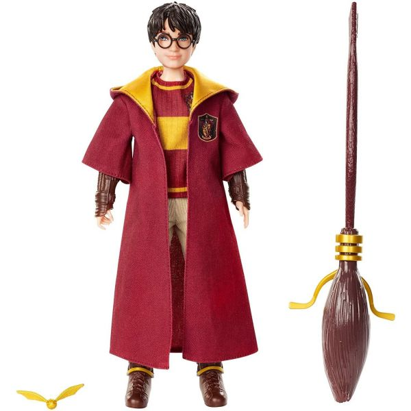 Harry Potter Collectible Quidditch Doll