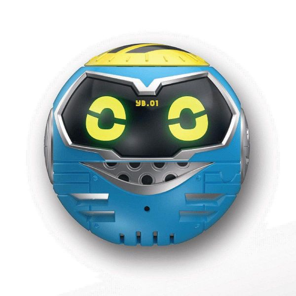 Really Rad Robots Yakbot Blue