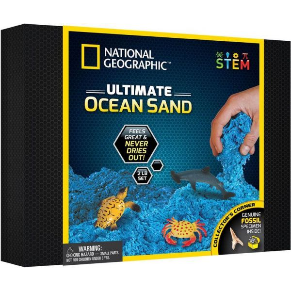 National Geographic Ultimate Ocean Sand
