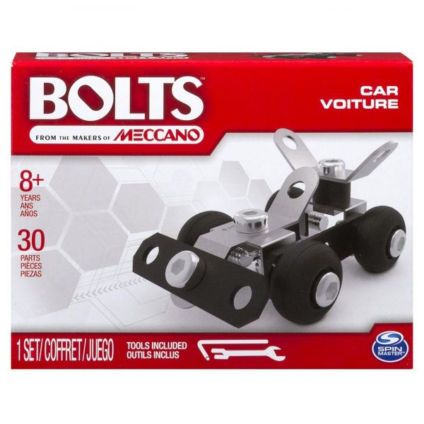 Meccano Bolts Mini Vehicle Car