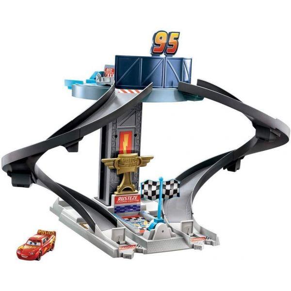 Disney Cars Rust-eze Racing Tower