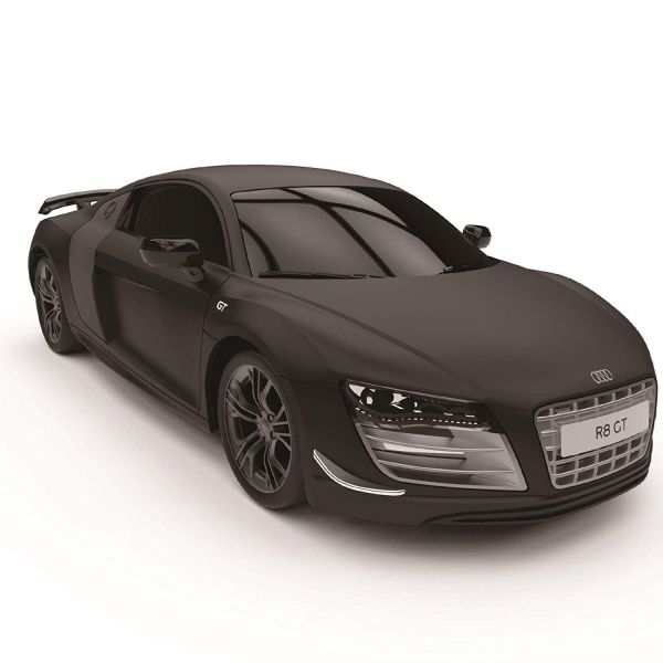 1:24 Scale RC Audi R8 GT Black