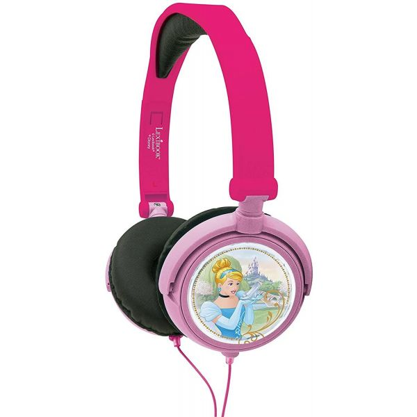 Disney Princess Stereo Foldable Headphones