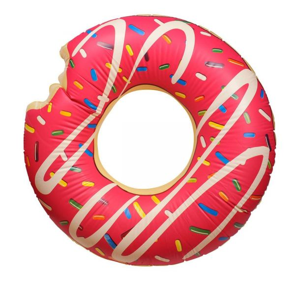 Inflatable 119cm Donut Ring