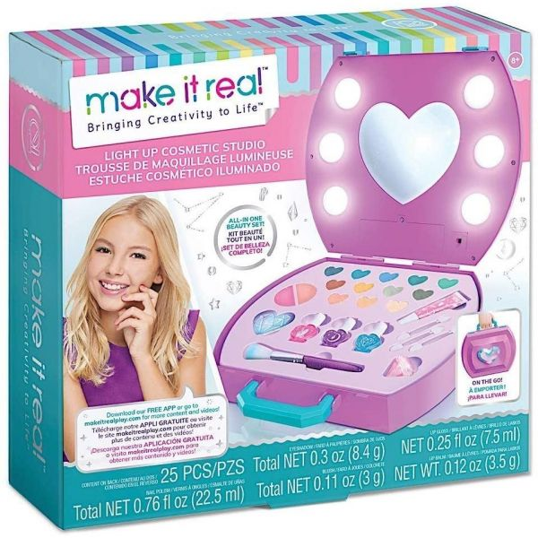 Make It Real Light Up Cosmetic Studio