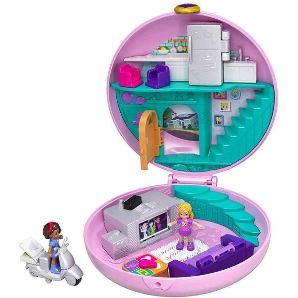 Polly Pocket World Doughnut Playhouse