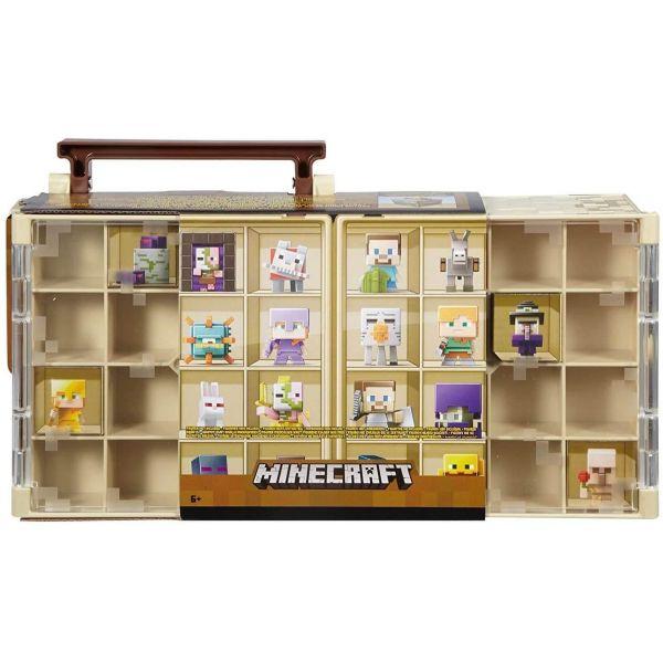 Minecraft Mini Figure Collector's Case