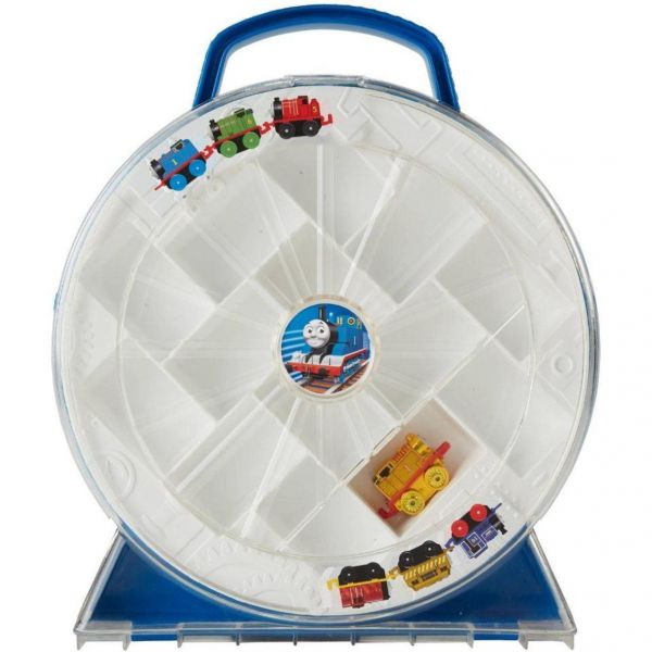 Thomas & Friends Minis Carry Case With Golden Thomas
