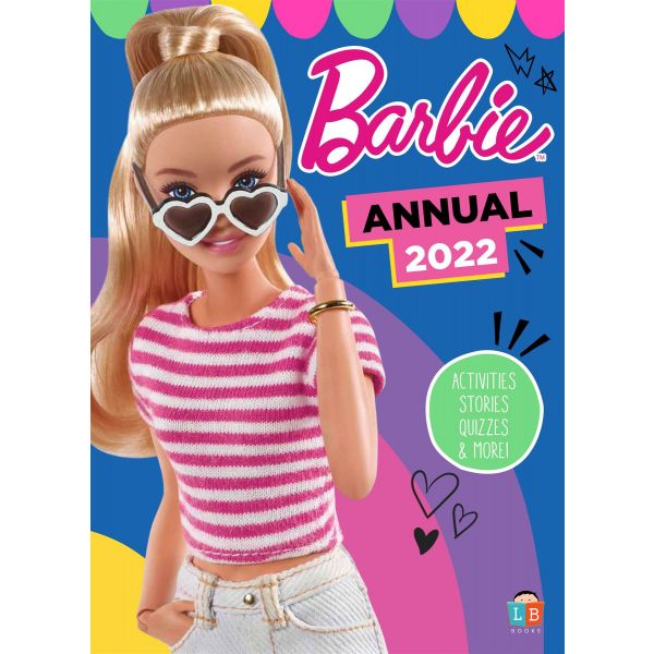 Barbie Official 2022 Annual