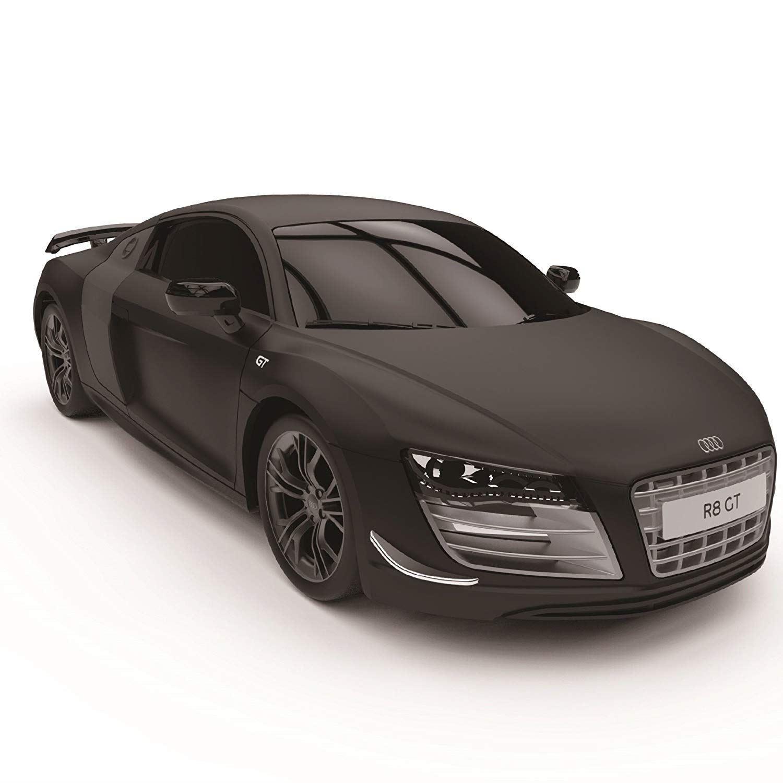 1:24 Scale RC Audi R8 GT Black